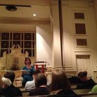 Photo taken at Second Presbyterian Church by Jason Z. on 1/24/2013