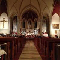 Photo taken at St. Mary Gate Of Heaven Church by heynolan on 12/25/2012