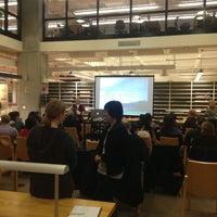 Photo taken at Environmental Design Library by Momen E. on 2/8/2013