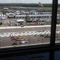 Photo taken at Pocono Raceway by Stadium Journey on 7/7/2013