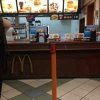 Photo taken at McDonald's by Julia M. on 2/13/2013