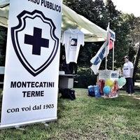 Photo taken at Terme Tamerici by Soccorso Pubblico on 5/26/2013