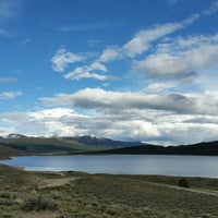 Photo taken at Independence Pass by Krishna D. on 5/26/2015