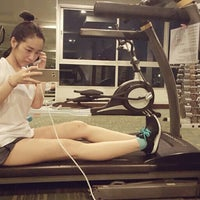 Photo taken at Gym & Fitness Center @ Centric Scene by Pum B. on 6/11/2016