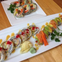 Photo taken at Endo Sushi by Jackie N. on 7/8/2014