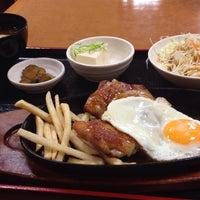 Photo taken at 宮本むなし 名鉄岐阜駅前店 by Takashi N. on 9/17/2014