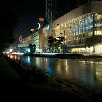 Photo taken at Lenmarc by Surabaya City on 9/15/2013