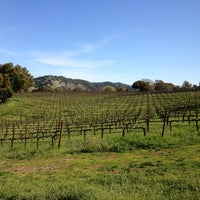 Photo taken at Chappellet Winery by Doug S. on 3/12/2013