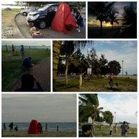 Photo taken at Port Dickson Beach by Wee Khai K. on 7/19/2016