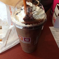 Photo taken at Dunkin' Donuts by Luke L. on 7/4/2014