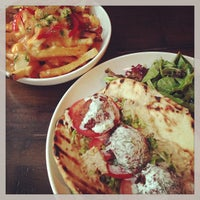 Photo taken at Bite Café by Daan V. on 7/9/2013
