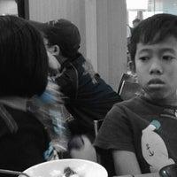 Photo taken at Atrium Pondok Gede by Endangwidy on 1/1/2014