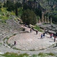 Photo taken at Archaeological Site of Delphi by Holiday.gr G. on 3/17/2013