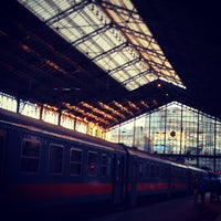 Photo taken at Western Railway Station by Noémi H. on 9/22/2013