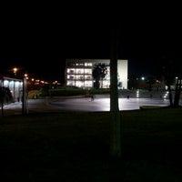 Photo taken at Universitat Jaume I (UJI) by Coolcards / PostalFree C. on 1/29/2013