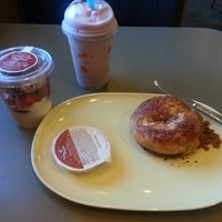Photo taken at Panera Bread by Katie M. on 8/14/2013