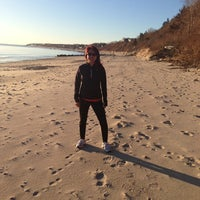 Photo taken at Idlewild Beach by Tania M. on 2/2/2013
