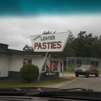 Photo taken at Lehto's Pasties by 4ofakind on 7/29/2013