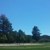 Photo taken at Larkspur Community Park by Jess Anne F. on 7/22/2014