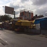 Photo taken at Barrio de Tepito by Jose Luis O. on 9/2/2016