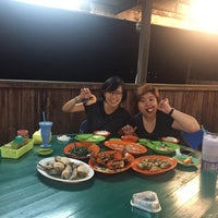 Photo taken at Salut Seafood Restaurant by Tch on 4/26/2016