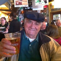 Photo taken at Playwright Irish Pub by ChezCei on 3/17/2013