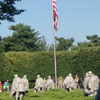Photo taken at Korean War Veterans Memorial by Luis C. on 6/9/2013