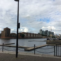 Photo taken at Surrey Docks Watersports Centre by Hajnalka F. on 7/16/2016