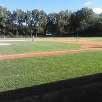 Photo taken at Roy Guilliam Babe Ruth Field by Trent J. on 6/25/2014