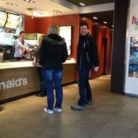 Photo taken at McDonald's by Jarda K. on 4/5/2013