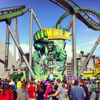 Photo taken at Universal's Islands of Adventure by Pato A. on 2/17/2013