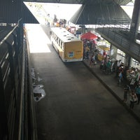 Photo taken at Terminal 5 / T5 - São José by Ewerton F. on 2/14/2013