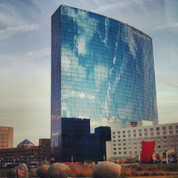 Photo taken at JW Marriott Indianapolis by André Z. on 10/17/2012