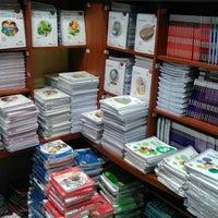 Photo taken at Librería Antartica by Carlos B. on 1/18/2014