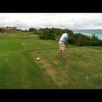 Photo taken at The Mid Ocean Club by Shane T. on 9/14/2012
