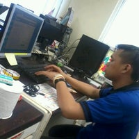 Photo taken at CPS Arts Team Office by Calveen P. on 3/27/2013