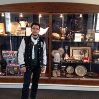 Photo taken at Portsmouth City Museum by Muammer A. on 8/24/2014