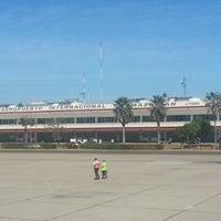 Photo taken at Aeropuerto Internacional General Rafael Buelna (MZT) by Mar L. on 2/7/2013