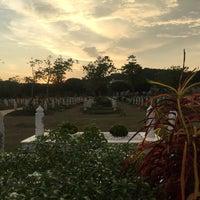 Photo taken at Tanah Perkuburan Islam Presint 20 by Azugha L. on 4/14/2016