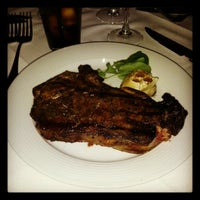 Photo taken at Gallagher's Steakhouse by R Alexander S. on 10/12/2012