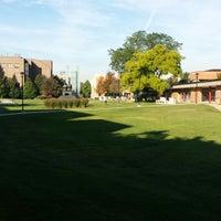 Photo taken at Northeastern Illinois University (NEIU) by george c. on 9/28/2013