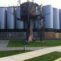 Photo taken at Dogfish Head Craft Brewery by Matt H. on 10/1/2012
