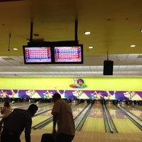 Photo taken at StrikeXity Bowling by Domingo C. on 8/1/2013
