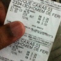 Photo taken at Cine Araújo by Rodolfo N. on 4/28/2013