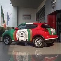 Photo taken at Nissan Autocom by Junuen P. on 7/2/2014