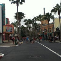 Photo taken at Hollywood Boulevard by Andrey G. on 3/20/2013