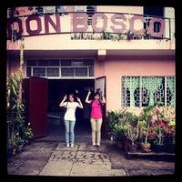 Photo taken at Don Bosco Parish by Rhea M. on 1/6/2014