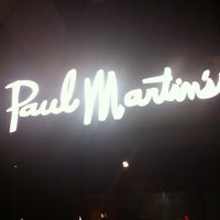Photo taken at Paul Martin's American Bistro by Tiffany B. on 1/31/2013