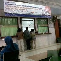 Photo taken at Stasiun Mojokerto by .... .. on 6/12/2013
