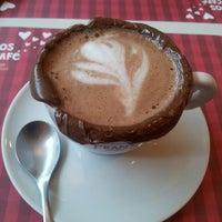 Photo taken at Fran's Café by Cristiane M. on 5/29/2013